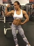 Girl with muscle - Jeannie Feldman