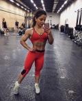 Girl with muscle - Anastasia leonova