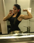 Girl with muscle - Lex Berry
