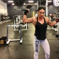 Girl with muscle - Azaria Glaim