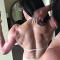 Girl with muscle - Jamie Heaton