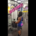 Girl with muscle - Brittney O'Veal