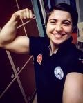 Girl with muscle - Çelik Bilek