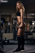 Girl with muscle - Darya Starikova