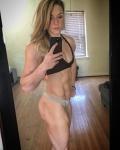 Girl with muscle - Lauren Howe