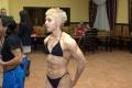 Girl with muscle - Zhenya Lemenovskaya