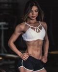 Girl with muscle - Isa Pecini