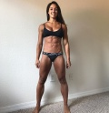 Girl with muscle - Lisandra Parra
