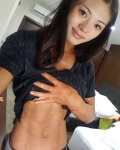 Girl with muscle - Na-In Kim