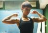 Girl with muscle - Katya