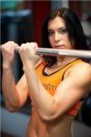 Girl with muscle - Daria Afanasyeva