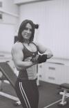 Girl with muscle - Darya