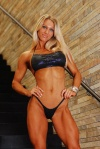 Girl with muscle - Sherrie Carnicle