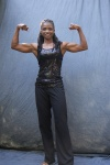 Girl with muscle - Carolyn