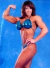 Girl with muscle - Yolanda Martinez