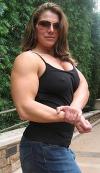 Girl with muscle - jaime buffalari
