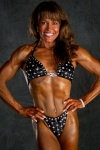Girl with muscle - Maxine Johnson