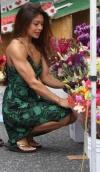 Girl with muscle - Mona Liza Reyes
