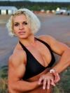 Girl with muscle - Mihaela Radu