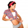 Girl with muscle - Crystal Brown Piercy