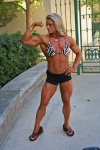 Girl with muscle - Tina Chandler