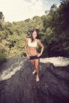 Girl with muscle - Gillian Ann Louw