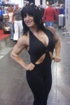Girl with muscle - antonella d'amico