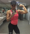 Girl with muscle - Emma Bowman
