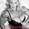 Girl with muscle - Aleesha Young
