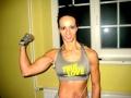 Girl with muscle - Andrea Lackner-Kapfer