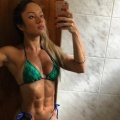 Girl with muscle - Susana Rodriguez