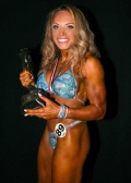 Girl with muscle - Tania Fisher