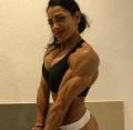 Girl with muscle - Mirea Henriquez