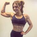 Girl with muscle - cristina ruiz