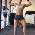 Girl with muscle - Miranda Souza