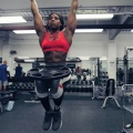 Girl with muscle - Tedjra Braddy