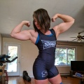 Girl with muscle - Ashton Housley