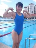 Girl with muscle - Reika Saiki