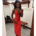 Girl with muscle - Emi Wokoma