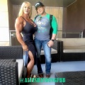 Girl with muscle - Aleesha Young / Isabelle Turell