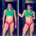 Girl with muscle - Xoch Martinez