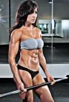 Girl with muscle - Lindsay Kaye