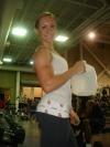 Girl with muscle - Jordan Meyer