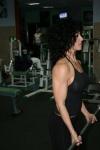 Girl with muscle - Tamar Kolomitz
