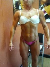 Girl with muscle - Holly
