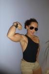 Girl with muscle - Gerusa Saraiva