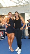 Girl with muscle - Simone de Oliveira (L)