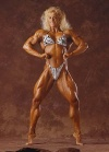 Girl with muscle - Kim chizevsky