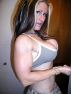 Girl with muscle - Nikki Warner