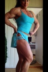Girl with muscle - Marthe Sundby
